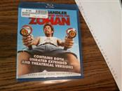 You Don't Mess with the Zohan Blu Ray